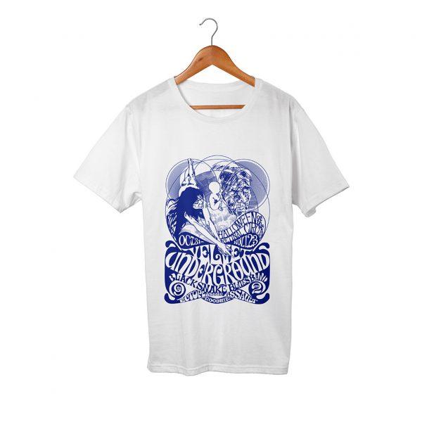 The Velvet Underground Retinal Circus T-Shirt