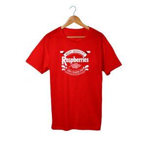 Raspberries Red TShirt