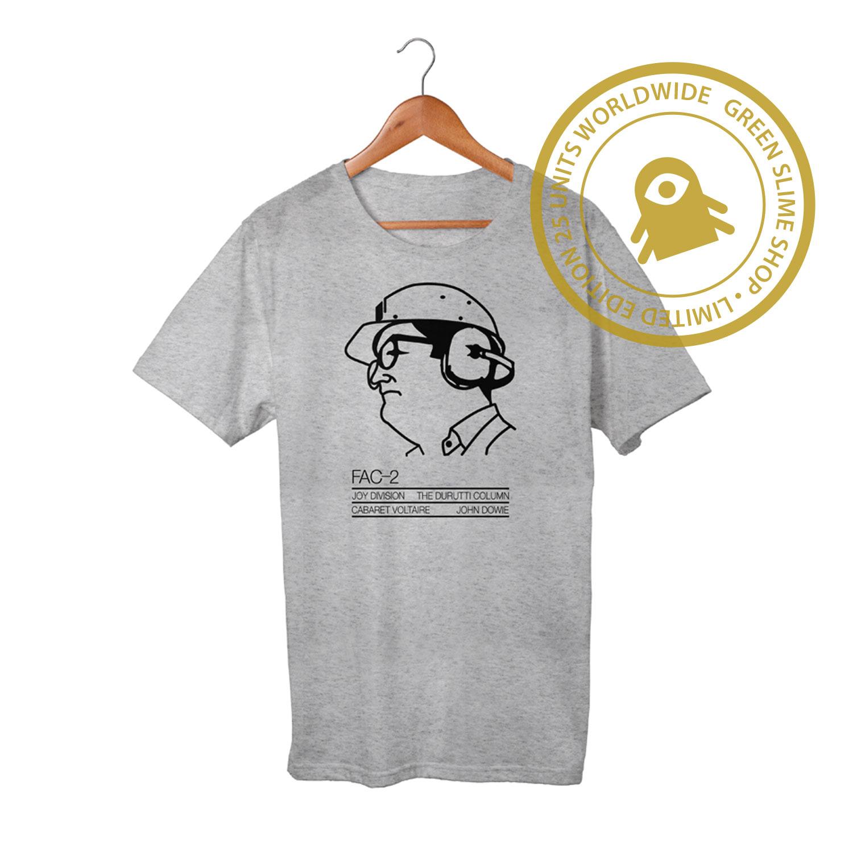 Factory Sample Joy Division T-Shirt