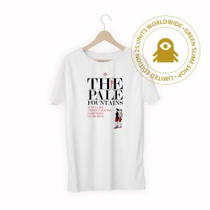 The Pale Fountains White T-Shirt