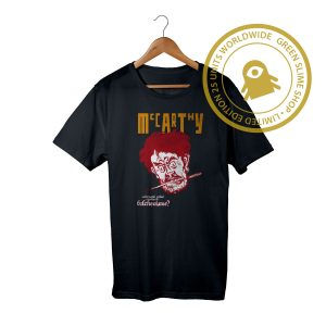 McCarthy Stereolab indie pop tshirt
