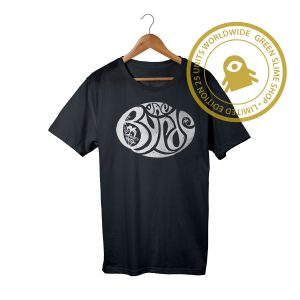 Byrds Turn Turn Turn Black T-Shirt