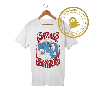 13th Floor Elevators White T-Shirt