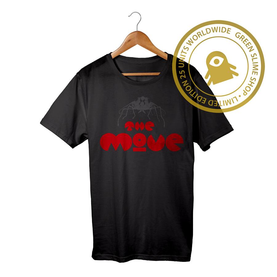The Move black T-Shirt