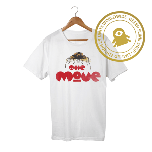 The Move white T-Shirt