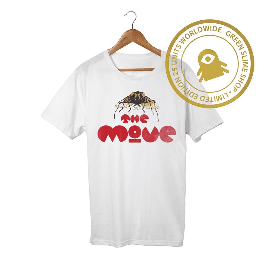 The Move white T-Shirt