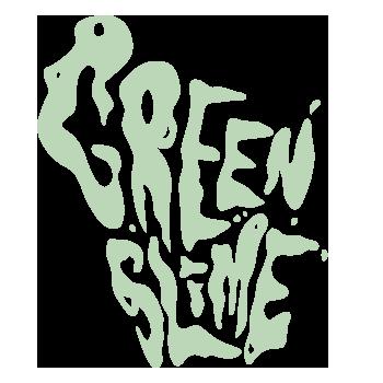 Green Slime T-shirts